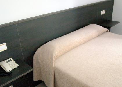 Habitación Individual - Cama